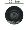 100pcs free shipping polyethylene black flush sheet plugs auto plastic fasteners for cars