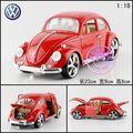 Exquisite gift eternal classic of the beetle car model alloy webworm bulk