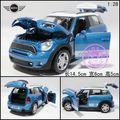 Alloy car model toy car mini cool school four door plain WARRIOR