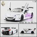 Car model toy alloy WARRIOR renault megane roadster