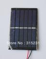 2X5V 200MA 100*69*3mm Polycrystalline Solar Cell Panel Board For School Study Reseach Experimental Test Science DIY