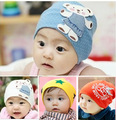 Newborn baby boy baby hat child hat male hat pocket cotton cap