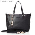 2013 Coraldaisy European&American Style Shoulder Bag Business Handbags Women Cowhide Handbags