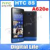 "Original HTC Windows 8 Phone 8S A620e GPS WIFI 4.0""TouchScreen 5MP camera Win8 Unlocked Cell Phone"