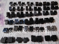 New 1lot /32 Models /64pcs Widely Using Power DC Jack fit for Samsung/Sony/Lenovo/IBM/HP/Acer Many Brands Laptop