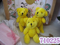Freeshippingwholesale plush toys/marriage birthday gift/bouquet joints bears winnie bear activities/accessories pt3095 T