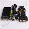 free shipping USB 2.0 To VGA/DVI/HDMI Adapter Converter #9924