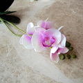 Artificial flower artificial flower orchid high artificial orchid single silk flower home decoration flower hdl-011
