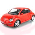 Free shipping Kinsmart soft world Large vw beetle newbeetle alloy car model hummer toy