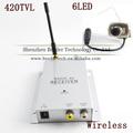 1.2GHz Wireless Mini Camera + Wireless Video & Audio Receiver CCTV Camera Kit Mini Wireless Cctv Camera Transmitter & Receiver