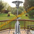SS garden sun flame patio heater