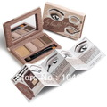 1 pcs/lot Free Shipping New Makeup 4 Color Eye Shadow contour kits