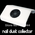 220V Nail Art Dust Suction Collector Vacuum Cleaner With Hand Rest Design + 2 Bags NA157