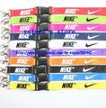 Hot Free shipping 50pcs sports Fashion Popular logo lanyard Phone Lanyard key chains Neck Strap Wholesale