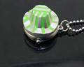 Bleach urahara kisuke hat necklace pocket watch clock pocket watch accessories