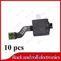 10PCS/LOT Earpiece Speaker Audio Head Jack Flex Cable For Samsung Galaxy Note 10.1 N8000
