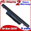 Laptop Battery For Acer Aspire 4553G 4625G 4745G 4745Z 5553G 5625G 5745DG 5745G 5745P 7745G 7745Z AS7745-7949 TimelineX 3820