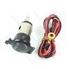 D19+12V 120W Car Vehicle Motorcycle Motorbike Power Cigarette Lighter Socket Plug