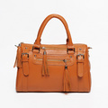 2013 meters genuine leather women's handbag fashion cowhide female bags vintage 8836 cross-body handbag