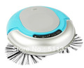 Blue ,Mini mopping vacuum cleaner robot kK6 Anti-collision ,Anti-falling down,low price Suitable for home or office floors
