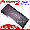 "New Laptop Battery For Apple MacBook Pro 15"" 17"" Series Replace: A1331 A1342 battery Free shipping"