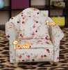 iland 1:12 Dollhouse Miniature Living Room Furniture Single Sofa Couch Armchair WL0533