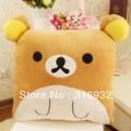 J2 New, Rilakkuma Square plush pillow cushion square pillow plush toy for gift