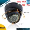 24 LED Color Night Vision Surveillance dome camera Outdoor/Indoor Waterproof hd 900TVL security CCD IR surveillance CCTV Camera
