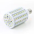 Bright SMD 18W E27 102PCS LEDs 1800LM AC85-265V White/ Warm White SMD LED Corn Light LED Corn Lamps free shipping