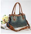 [TC Jeans] women's handbag hotselling jeans bag washed denim bag fashion denim bags for female