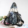 [TC Jeans] 2014 new arrival fashion denim bag jeans bag washed blue women handbag handbag for female