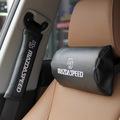 New arrival for MAZDA 3 5 6 mazda ms headrest refires neck pillow shoulder pad carbon fiber