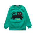 Best selling!children hoodies long-sleeve fleece sweatshirt boy and girls clothing free shipping