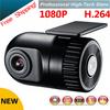 Free Shipping!!Car Electronics 1080P D168 HD Smallest Car Camera 12V Car DVR Cam recorder G-sensor