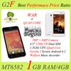 In stock JIAYU G2F WCDMA smart phone 4.3
