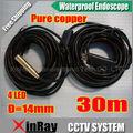 30M USB Endoscope IP67 Waterproof Inspection Camera Borescope,  dropshipping  FreeShipping XR-IC30E