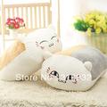 J2 Free shipping, Giant Natsume Yuujinchou Nyanko Sensei cat long round plush pillow