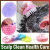 "Hair Scalp Washing Combs Comb Massager Brush Care 8cmx4cm(3 1/8""x1 5/8"") Free Shipping"