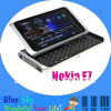 Original mobile phone Nokia E7 QWERTY keyboard 3G cell phone One year warranty