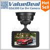 "New 2013 full hd camera car dvr recorder Ambarella GS6300 3.0"" Screen170 Degree Angle Lens Night Vision Function G-Sensor GPS"