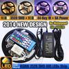 RGBW(RGB+Warm White) 3528 SMD 120led/m Flexible No-Waterproof 600LED Strip Light +RGBW 44key IR + 6A Power !! Free shipping!!!