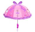 Beautiful Brand kidorable ballet design children sun protection princess umbrella