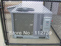 electric galvanized or pvc coated chain link fence