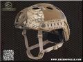 EMERSON FAST Helmet-PJ TYPE Highlander color tactical helmet NEW color Hot!!!