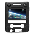 Car GPS Tracker DVD Player Multimedia System for Ford F150