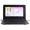 10 inch VIA8880 mini Netbook Windows CE or Android 4.2 OS Laptop 512MB 4GB 1.2GHz+Webcam EPC English Russian Spainish keyboard