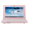 100% new WIFI Windows CE 10 inch mini laptop netbook computer VIA8850 1.2GHz/512M/4GB+ Webcam DHL Free shipping 5pcs/lot