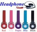 Fashion Foldable Stereo Headset Noise Reduction Cancellation Headphone For MP3 MP4
