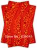 2014 African SEGO headtie, Gele&Ipele,Head Tie & Wrapper, 2pcs/set ,RED