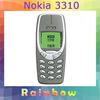 Original Nokia 3310 mobile phone Free Shipping Refurbished